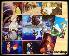 Ghibli Miyazaki Anime Mon Voisin TOTORO Lot de 12 Cartes Postal III となりのトトロ