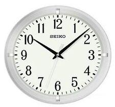 Horloges murales Seiko pour le salon