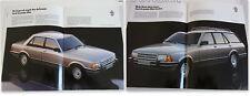 Ford Granada Ghia Prospekt (Sonderprospekt nur Ghia) 01. 1982