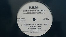 "R.E.M. - Shiny happy people US 12"" VINYL Promo Remixes"