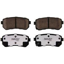 Disc Brake Pad-Brake Pads Perfect Stop PC1398