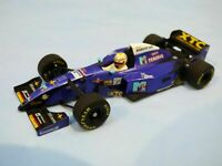 Minichamps 1:43 David Schiattarella 1995 MTV Simtek Ford S951 Formula 1 Car Toy