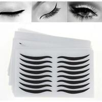160* Cosmetic Makeup Eye Tattoo Cat Temporary Eyeliner Eyeshadow Sticker Set Kit