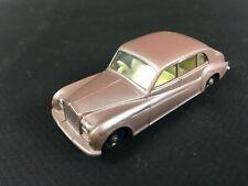 Matchbox no 44 rolce Royce fantasma V Inglaterra 60er años old model 6ea5
