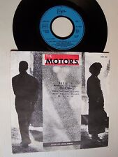 """THE MOTORS : Love and loneliness / Time for make-up 7"""" French VIRGIN 2097 833"""
