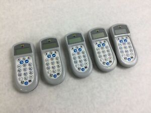 CPS eInstruction KG3E1 Clicker  Lot of 5