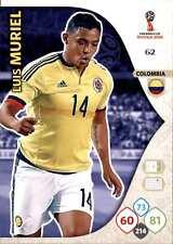 Panini WM Russia 2018 -  Nr. 62 - Luis Muriel - Team Mate