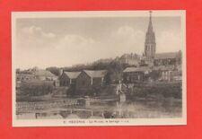 MEZIERES - La Meuse et le barrage  (J6408)