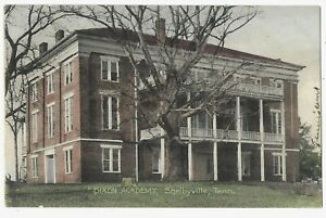 Dixon Academy, Shelbyville, Tennessee, 1910
