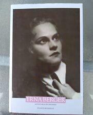 ERNA BERGER Auf Flügeln des Gesanges : Erinnerungen einer  Sängerin. Signiert
