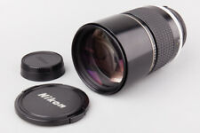 Nikon Nikkor *ED Ai-S 180mm f/2.8 f2.8 Ais Telephoto MF Lens, For Nikon F Mount