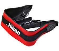 "KOOD for Nikon Comfort Padded Camera Strap Digital / Film - 3/8"" Webbing - UK"