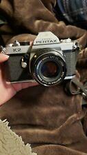 Pentax K2 Asahi Camera