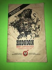Hornady 1984 Complementary Reloading Manual
