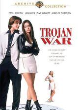 TROJAN WAR (1997 Jennifer Love Hewitt) -  Region Free DVD - Sealed