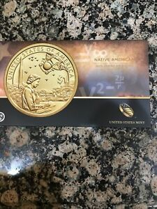 2019 Native American $1 Coin & Currency Set
