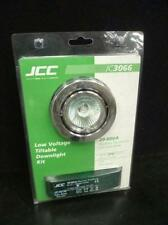 JCC Lighting Low Voltage Tilting Downlight Kit Bulb Transformer Ceiling Light