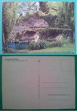 Latina - Giardino di Ninfa - Ponte e mura medioevali