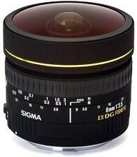 Sigma EX 8mm f/3.5 EX DG for Nikon SLR 8mm f/3.5 DG Lens