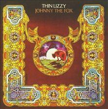 Johnny the Fox by Thin Lizzy (CD, Aug-1998, Universal International)