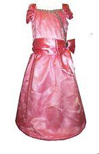 Vestido De Fiesta Hermoso Rosa Elegante Disfraz De Princesa (la Bella Durmiente jugar ocasión