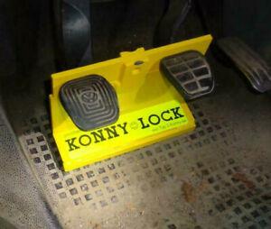 VW Bus T4 *Konny-Lock* Transporter - Modelle / Pedalfessel Diebstahlsicherung