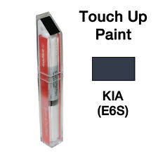 KIA OE Brush&Pen Touch Up Paint Color Code : E6S - Mineral Silver Metallic