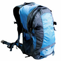35 L Nylon Outdoor Backpack Hiking Camping Travel Satchel Bag School Book Bag