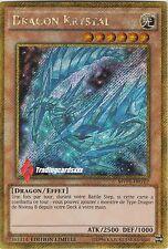 Yu-Gi-Oh! Dragon Krystal: MVP1-FRGV2 -VF/Gold Secret Rare-