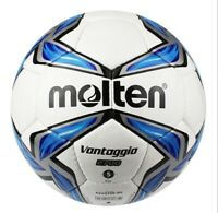 Molten #5 Football Soccer In/Outdoor Sport Ball Player Training Game PU Balls