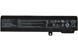 REPLACEMENT BTY-M6H BATTERY FOR MSI GE62 GE63 GE72 GE73 GL62 GP62 GL72 10.8V51WH