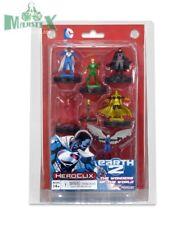 Heroclix Superman / Wonder Woman set Earth-2 Fast Forces SEALED!