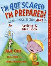 NEW I'm Not Scared... I'm Prepared Activity & Idea Book by Julia Cook