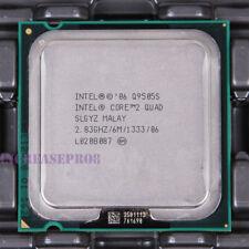 Intel Core 2 quad q9505s slgyz CPU Processor 1333 MHz 2.83 GHz LGA 775/socket T