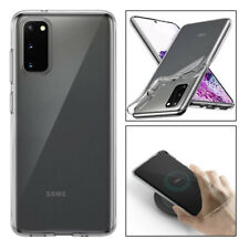 For Samsung Galaxy S20 Plus S20 Ultra 5G Clear Gel Slim Soft Silicone Case Cover