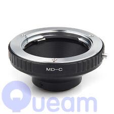 Lente de montaje Minolta MD a 16mm C Mount Anillo Adaptador de lente de película de película