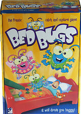 Bed Bugs Children's Fun Family Board Game