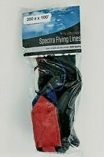 Prism Spectra Dual Lines 200# x 100 ft. Padded straps on wider. Power Kiters!