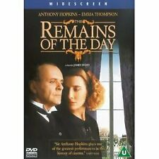 The Remains of the Day [DVD] (1993), , Used; Good DVD