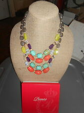 Premier Designs (new) Necklace SPRING BREAK (chunky beads)