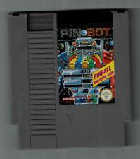 Pin Pot - Nintendo Entertainment System (NES) NES-IO-NOE Pinball Video-Flipper