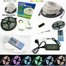 5M-20M IP65 Waterproof 5050 RGBW / RGBWW LED Strip + 40Key Remote / Touch Remote