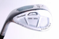 NEW CLEVELAND 588 RTX ROTEX CAVITY 48/8 PITCHING WEDGE STEEL SHAFT LEFT HAND