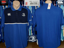 Rugby Union Leinster Rugby Canterbury Polo Style Leisure Shirt IRFU XL