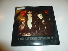 "SISTERS OF MERCY - This Corrosion - 1987 UK 2-track 7"" vinyl single"
