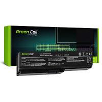 Green Cell Batterie PA3817U-1BRS pour Toshiba Portege T130 U400 4400mAh