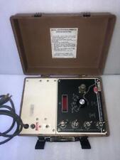 Biddle DLRO - Digital Low Reistance Ohmmeter Model  247010-4