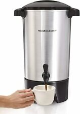 Coffee Maker Kit Best Urn Large Hamilton Beach Makes 15 To 45 Cups Fast Brewing
