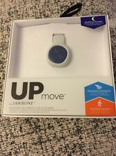 Jawbone UP MOVE Wireless Activity Health Tracker Mist White BNIB Fitness Gadget