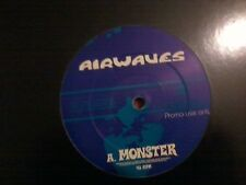 Airwaves – Monster/Junkmail (IGNITION RECORDS)(BREAKBEAT/BIG BEAT)(EX CONDITION